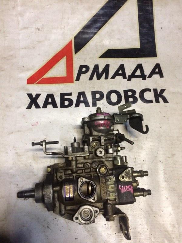 Тнвд Mitsubishi Delica P25W 4D56 (б/у)