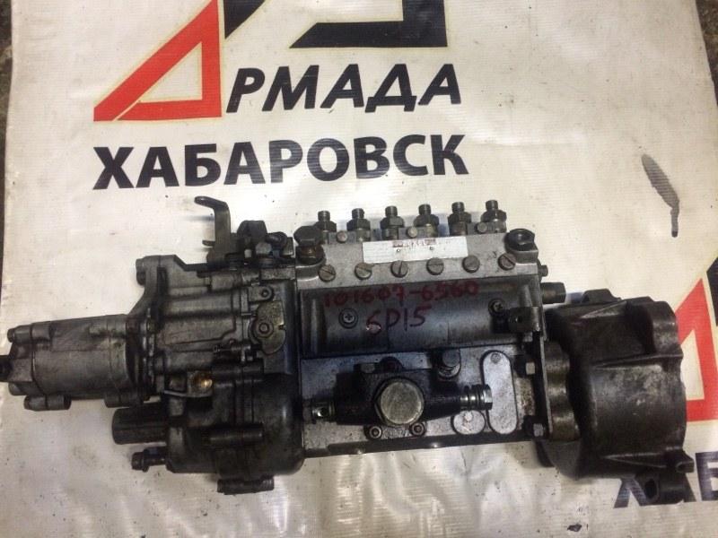 Тнвд Mitsubishi Fuso FK416 6D15 (б/у)