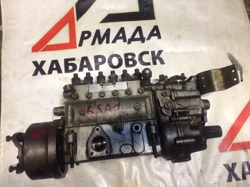 Тнвд Isuzu Forward FRR12 6SA1 (б/у)