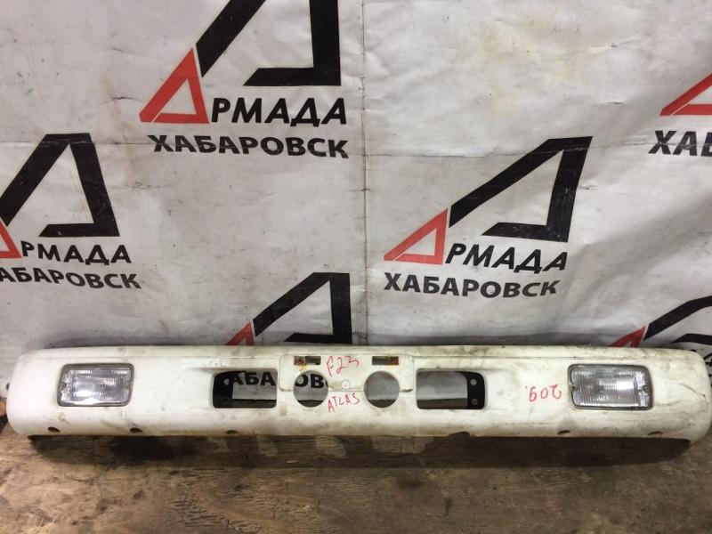 Бампер Nissan Atlas P8F23 передний (б/у)