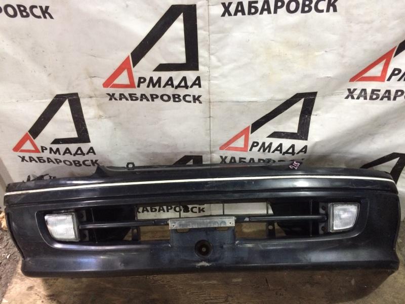 Бампер Toyota Hiace KZH106 передний (б/у)
