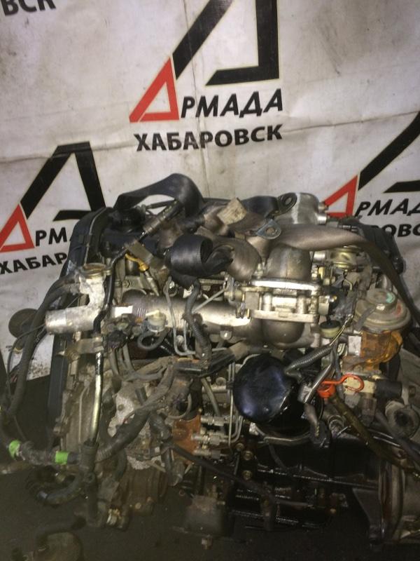 Двигатель Toyota Hiace KZH106 1KZ (б/у)