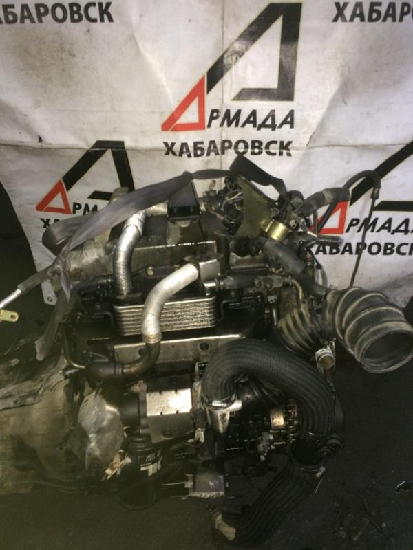 Двигатель Mitsubishi Pajero V78W 4M41 (б/у)