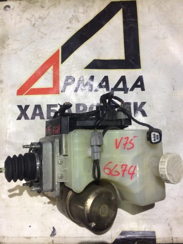 Главный тормозной цилиндр Mitsubishi Pajero V75W 6G74 (б/у)