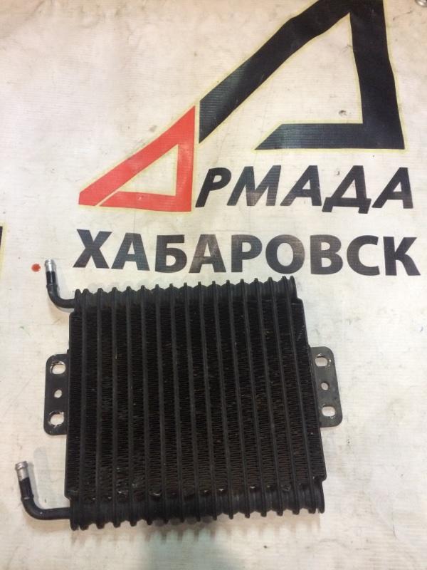 Радиатор масляный Toyota Hiace KZH106 1KZ (б/у)