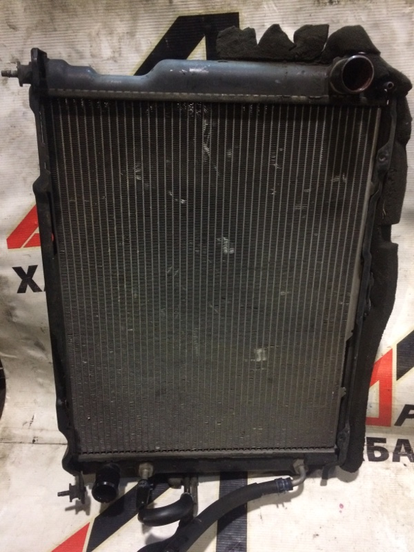 Радиатор основной Toyota Hiace KZH106 1KZ (б/у)