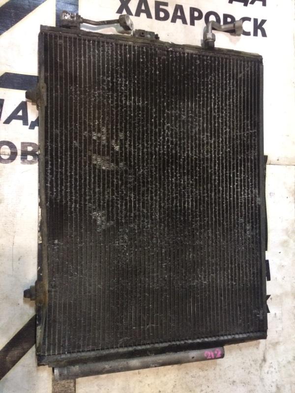Радиатор кондиционера Mitsubishi Pajero V75W 6G74 (б/у)