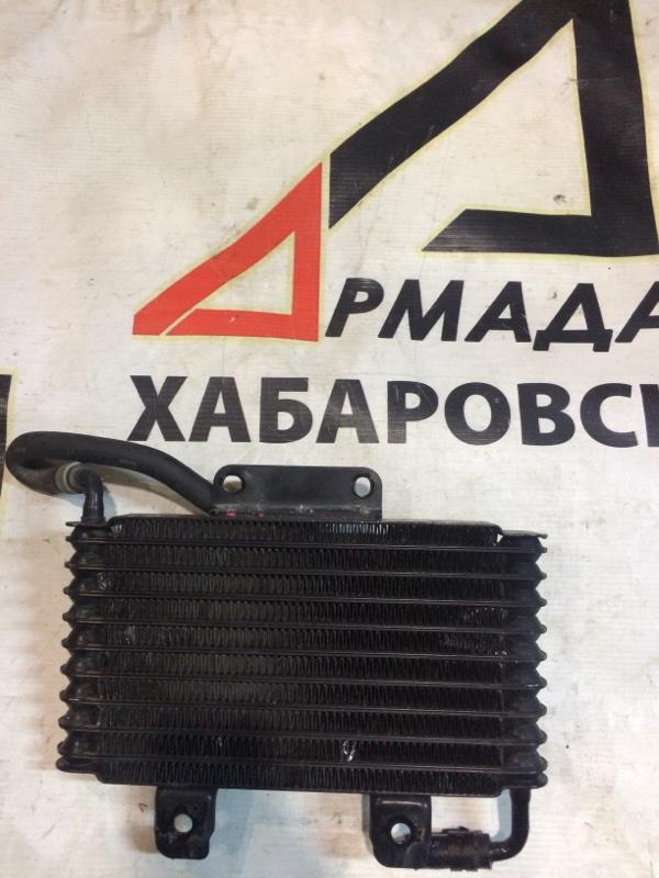 Радиатор масляный Mitsubishi Pajero V75W 6G74 (б/у)