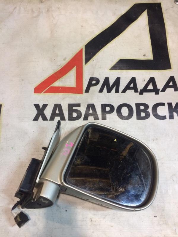 Зеркало Toyota Hiace KZH106 1KZ правое (б/у)