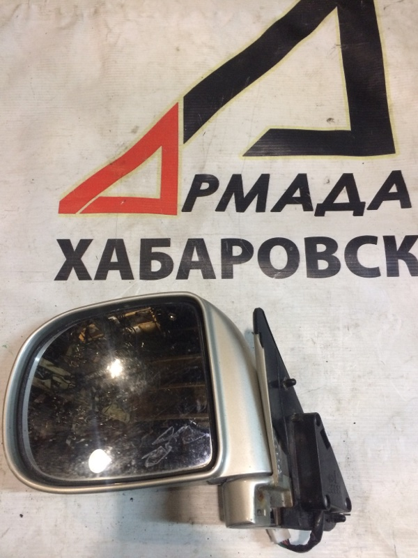 Зеркало Toyota Hiace KZH106 1KZ левое (б/у)