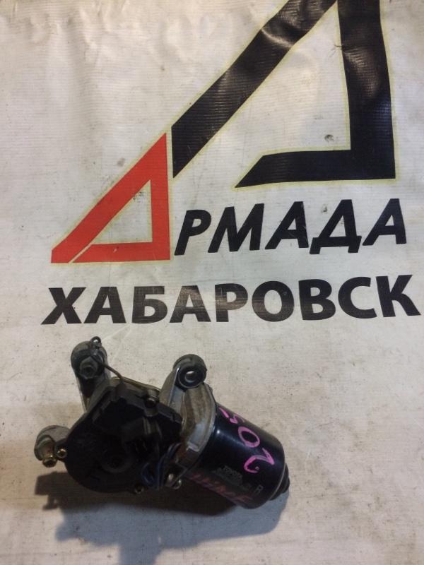 Мотор дворников Toyota Hiace KZH106 1KZ передний (б/у)