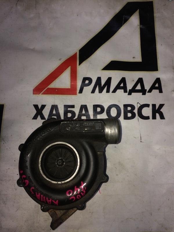 Турбина Камаз 6520 740 (б/у)