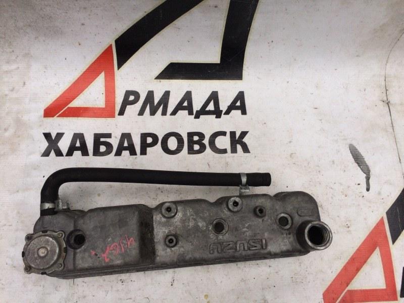 Клапанная крышка Isuzu Bighorn UBS69 4JG2 (б/у)