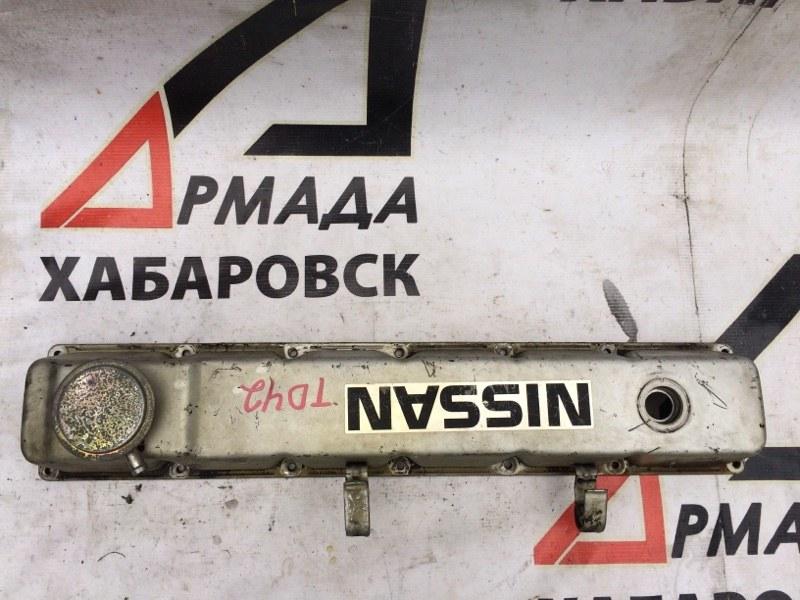 Клапанная крышка Nissan Safari WRGY60 TD42 (б/у)