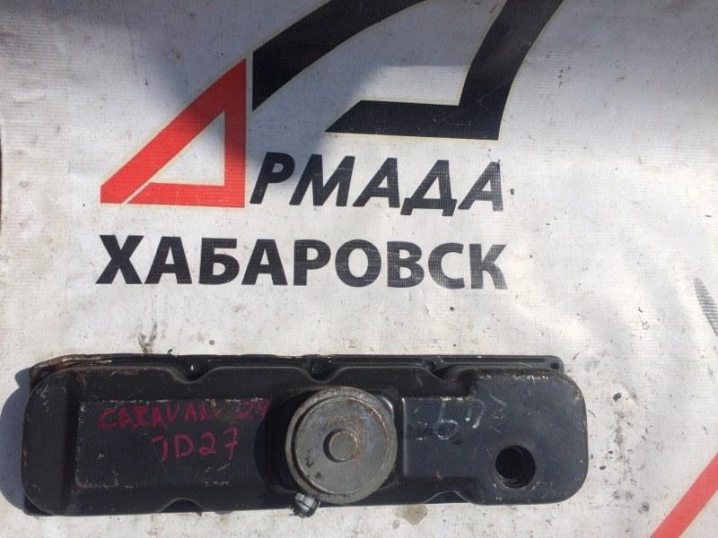Клапанная крышка Nissan Caravan KRMGE24 TD27 (б/у)