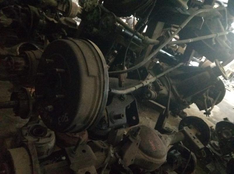 Чулок моста Nissan Elgrand ATE50 ZD30 задний (б/у)