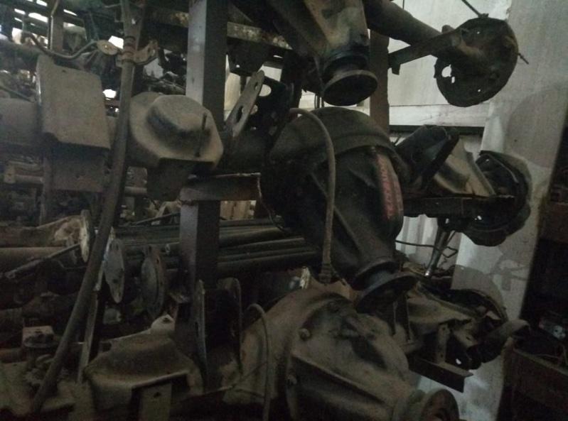 Шланг тормозной Nissan Terrano LBYD21 TD27 задний (б/у)