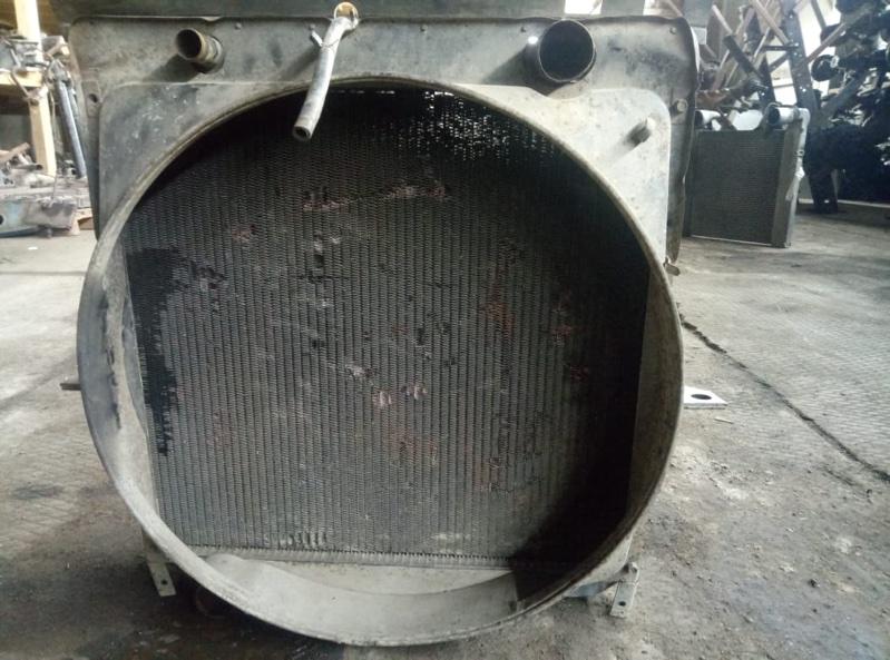 Диффузор радиатора Isuzu Giga CXZ71 10PD1 (б/у)