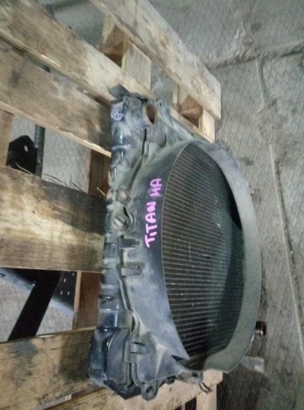 Радиатор основной Mazda Titan WGFAT HA (б/у)