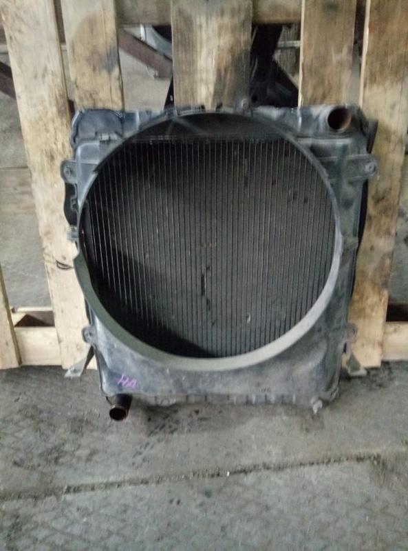Диффузор радиатора Mazda Titan WGFAT HA (б/у)