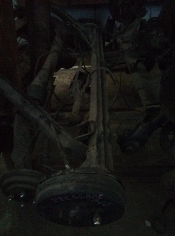 Тросик ручника Nissan Presage NU30 KA24 задний (б/у)