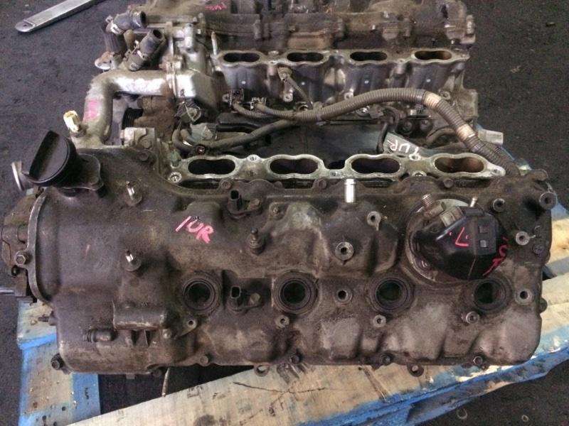 Клапанная крышка Toyota Crown Majesta URS206 1UR левая (б/у)