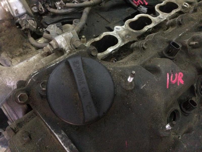 Крышка маслозаливной горловины Toyota Crown Majesta URS206 1UR (б/у)