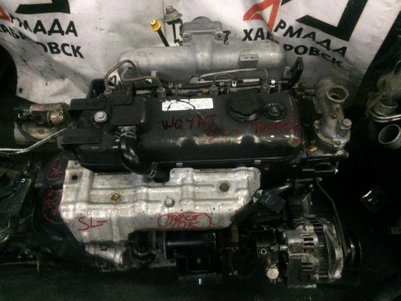 Двигатель Mazda Titan WGL4T SL (б/у)