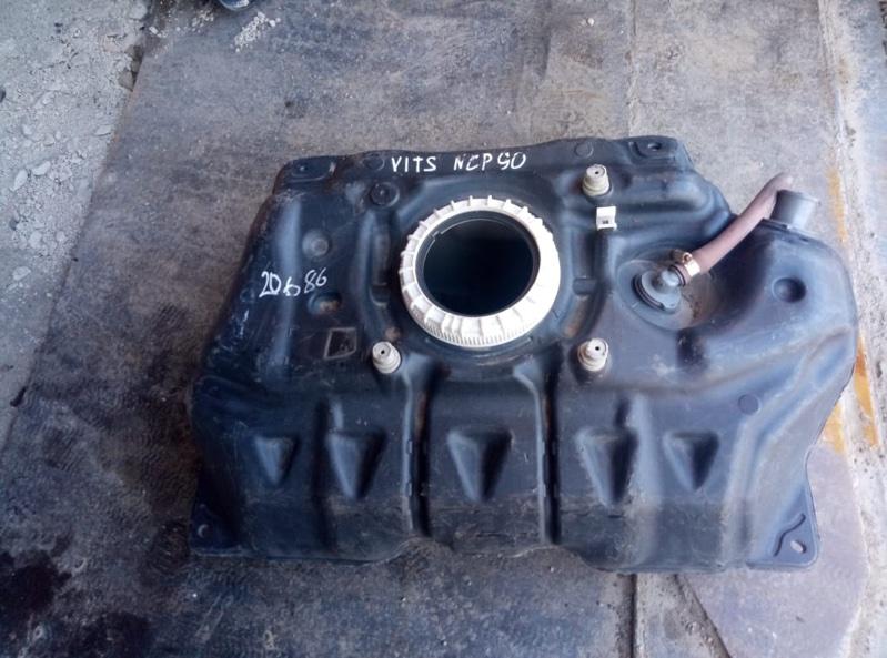Бак топливный Toyota Vitz KSP90 1KRFE (б/у)