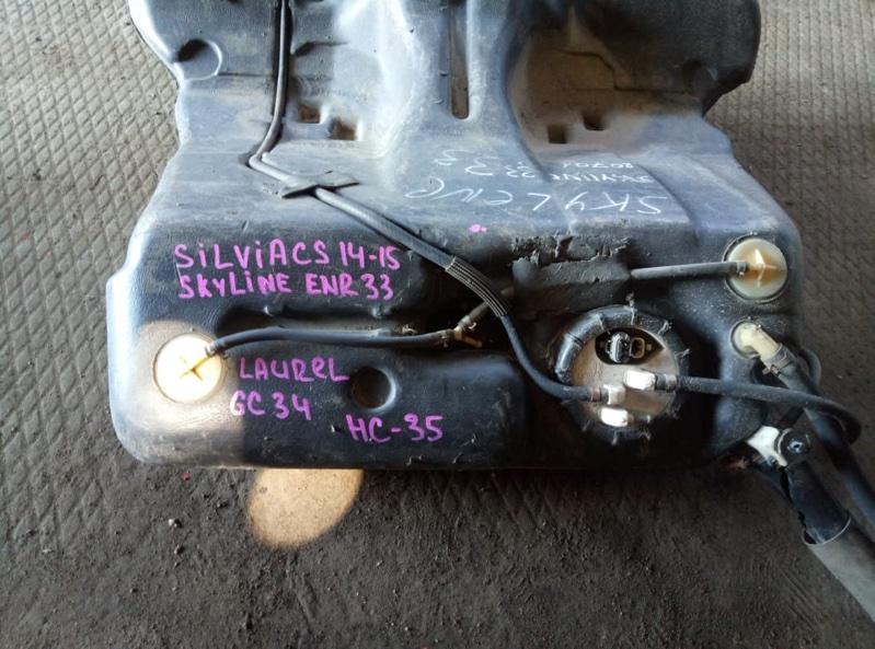 Бак топливный Nissan Skyline ER33 RB25 (б/у)
