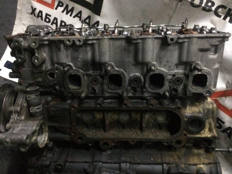 Блок цилиндров Nissan Patrol Y61 ZD30 (б/у)