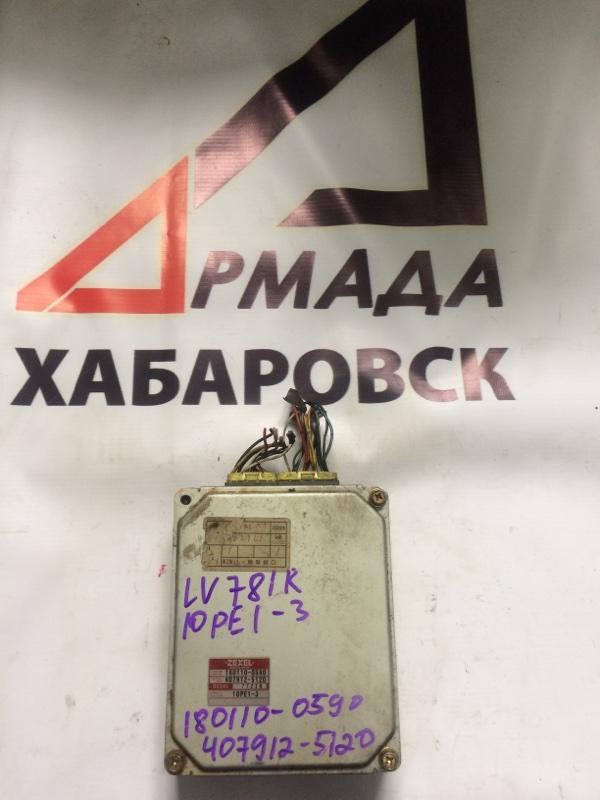 Блок управления Isuzu Gala LV781 10PE1 (б/у)