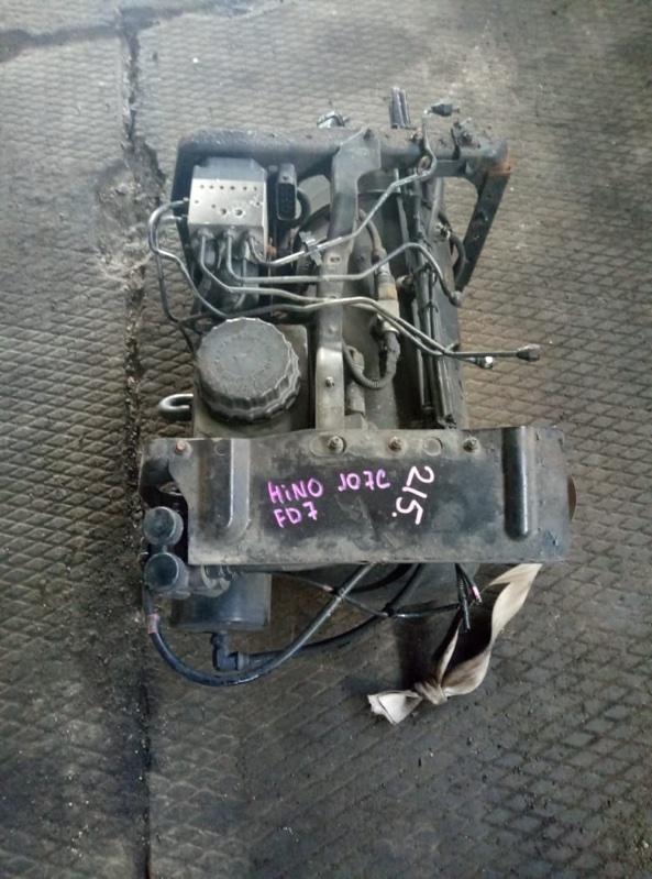 Воздушный клапан Hino Ranger FD7 J07 (б/у)