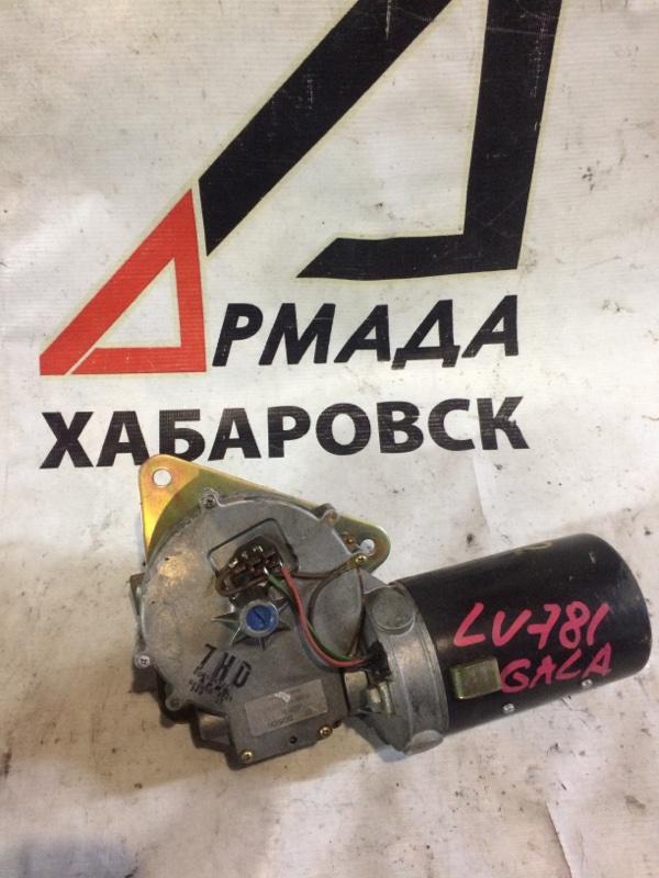 Мотор дворников Isuzu Gala LV781 (б/у)