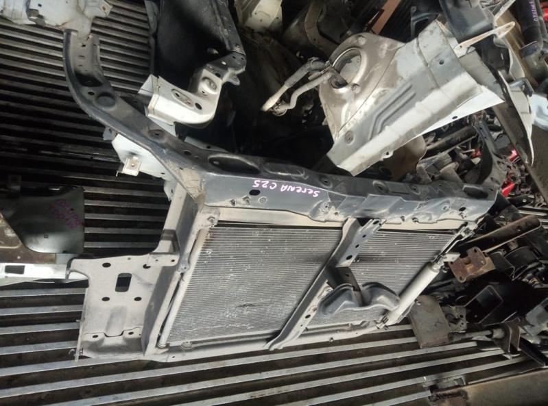 Радиатор кондиционера Nissan Serena C25 MR20 (б/у)