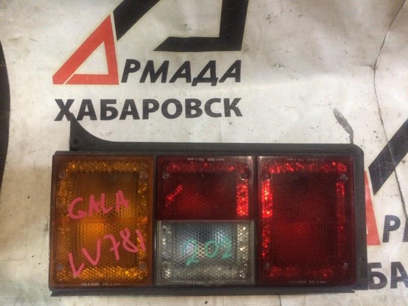 Стоп-сигнал Isuzu Gala LV781 левый (б/у)
