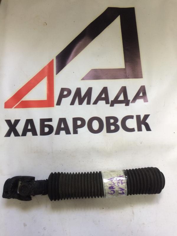 Рулевой карданчик Isuzu Gala LV781 10PE1 (б/у)