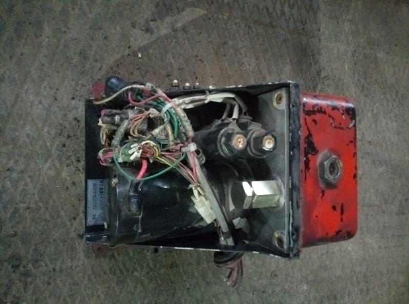 Электродвигатель механизма подъёма аппарели Nissan (б/у)
