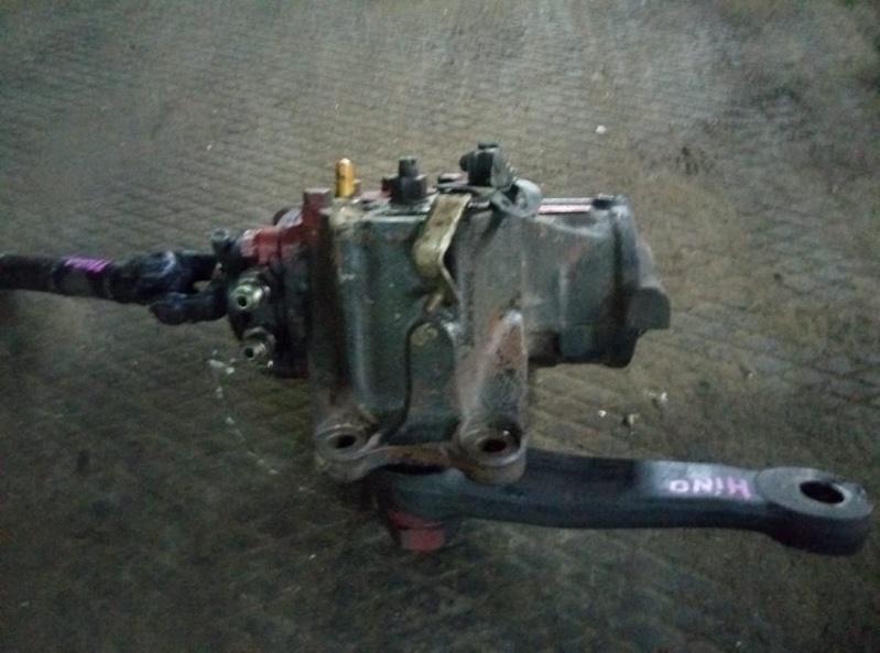 Рулевой редуктор Hino Profia GN1FUF F17D (б/у)