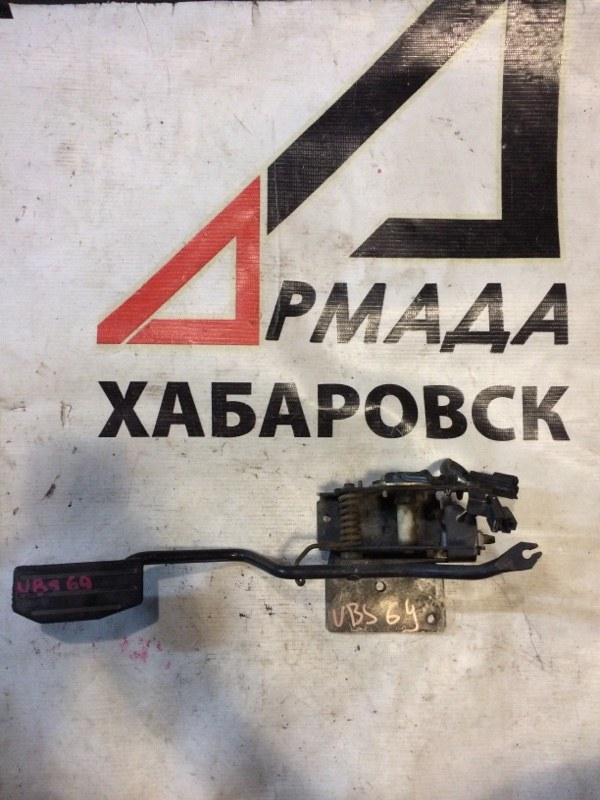 Педаль газа Isuzu Bighorn UBS69 4JG2 (б/у)