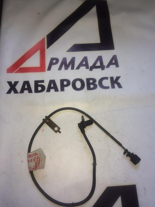 Датчик abs Mitsubishi Pajero V75W задний правый (б/у)