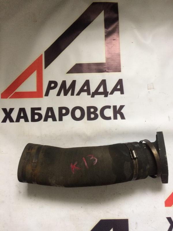 Патрубок воздухозаборника Hino Profia FR1 K13CT нижний (б/у)