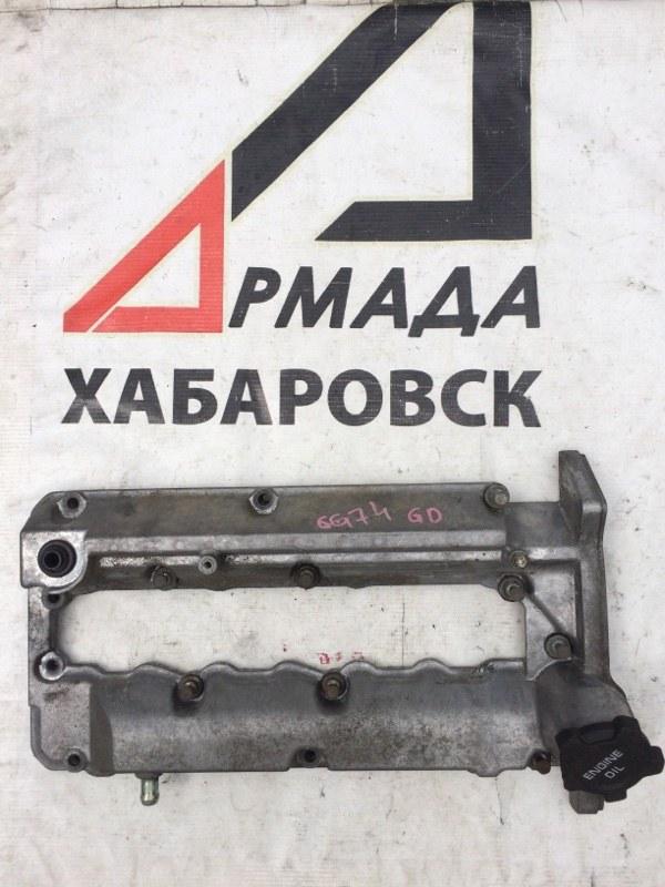 Клапанная крышка Mitsubishi Pajero V25W левая (б/у)