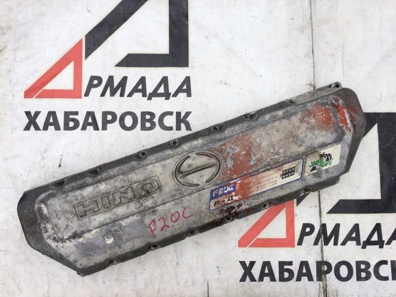 Клапанная крышка Hino Profia FS3 F20C правая (б/у)