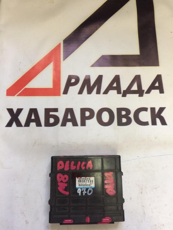 Блок управления efi Mitsubishi Delica PD8W 4M40 (б/у)