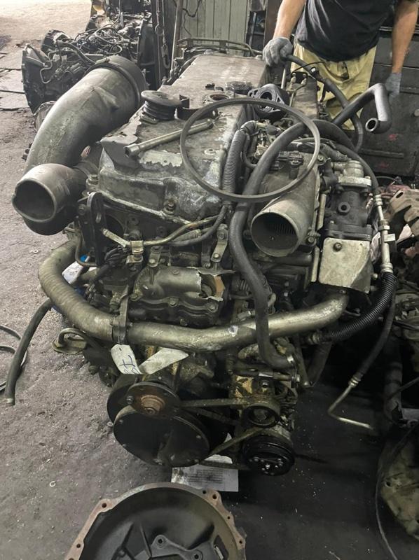 Головка блока цилиндров Nissan Diesel CV48YN GE13T (б/у)