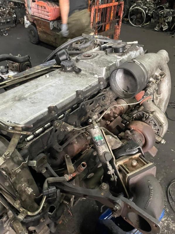 Коллектор выпускной Nissan Diesel CV48YN GE13T (б/у)