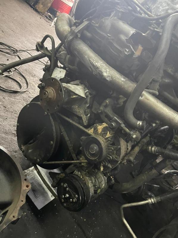 Компрессор кондиционера Nissan Diesel CV48YN GE13T (б/у)