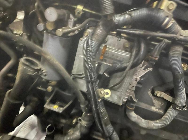 Блок управления efi Nissan Diesel CV48YN GE13T (б/у)