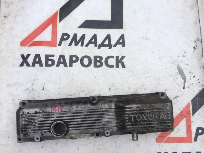 Клапанная крышка Toyota Toyoace BU100 14B (б/у)